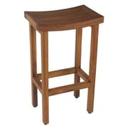 Aqua Teak Sumba 30'' Bar Stool