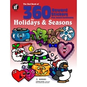 The Red Book of 360 Reward Stickers for Holidays and Seasons Paperback (0742409589)
