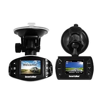 2-Pk. Mini Car Dash Cameras