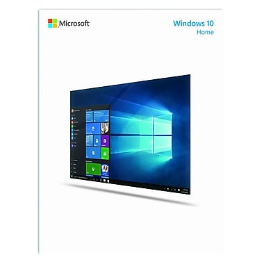 Microsoft® Windows 10 Home, 32/64-bit, English [Download]