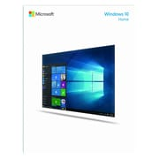 Microsoft® - Windows 10 Home, 32/64 bits, anglais [téléchargement]