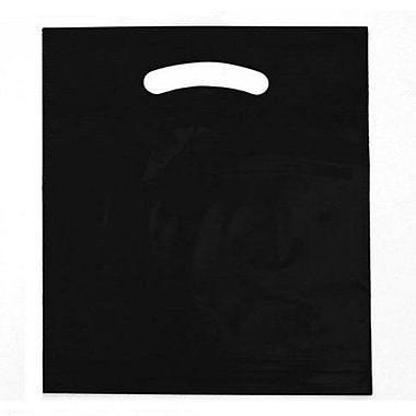 B2B Wraps Fold Over Die-Cut Bags Solid Fashion Colours, 12 x 16 x 3