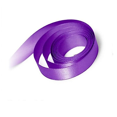 B2B Wraps Double Face Satin Ribbons, 1 1/2