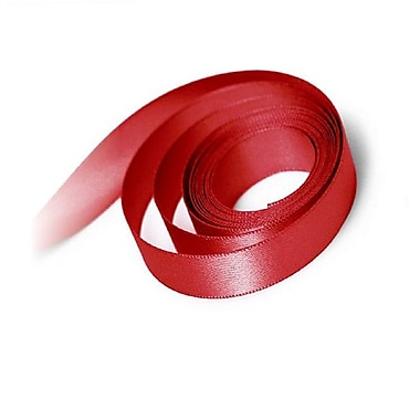 B2B Wraps Double Face Satin Ribbons, 5/8