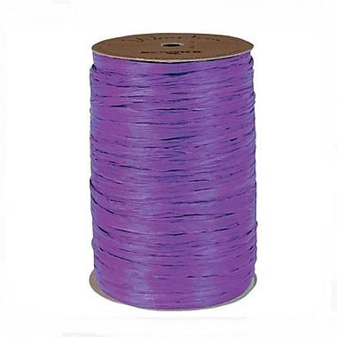 B2B Wraps Wraphia, Matte Colours, 18mm x 100yds, Purple