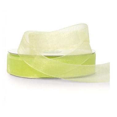 B2B Wraps Organza Sheer Ribbon, Basic Colour, 5/8