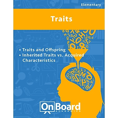 eBook: Traits for Elementary Students , 2 Topics (PDF version, 1-User Download), ISBN 9781630960582