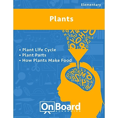 eBook: Plants for Elementary Students , 3 Topics (PDF version, 1-User Download), ISBN 9781630960629