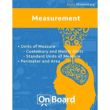 eBook: Measurement for Early Elementary Students, Grades K-3 , 5 Topics (PDF version, 1-User Download), ISBN 9781630960711