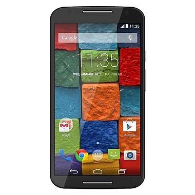 Motorola Refurbished 2nd Generation Moto X, 16GB, Unlocked, Black (00690NACRTL)