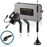 Smoothtalker – Trousse d'amplificateur de signal cellulaire Mobile X-30db, socle universel, antenne magnétique 14 po
