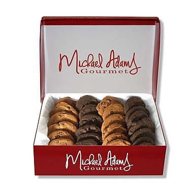 Michael Adams Gourmet Cookies, 24/Pack