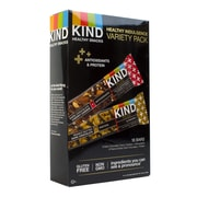 KIND Nuts & Spices Bars Variety Pack, 1.4 oz, 18 Count (220-00455)