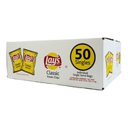 Frito Lay Original Lays 50 Count (04393)