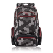"Solo Active 15.6"" Laptop Backpack, Gray/Red/Black (ACV750-37)"