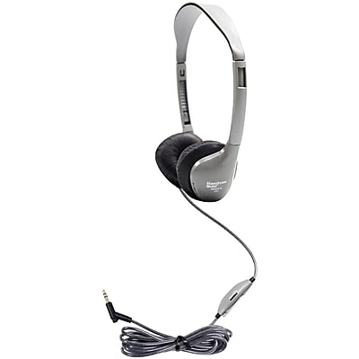 HamiltonBuhl MS2LV Stereo Headphone, Gray
