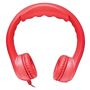 Hamilton Buhl Flex-Phones Stereo Headphones, Red (KIDS-RED)