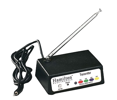 HamiltonBuhl W900-BLTM Bluetooth 900 Series Transmitter
