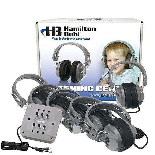 HamiltonBuhl LCB/JBP-6SV/HA5 Listening Center for 6