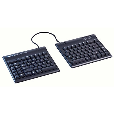 Kinesis Freestyle2 Blue™ Multi-Channel Bluetooth Keyboard for Mac