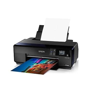 Epson - Imprimante jet d'encre SureColor P600, fonction simple