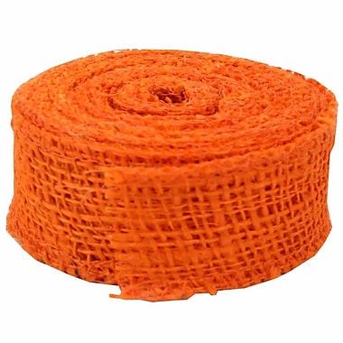 JAM Paper® Burlap Ribbon, 1 1/2