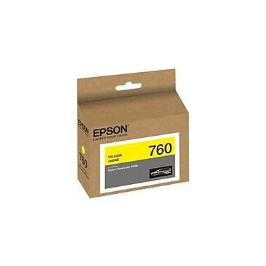 Epson – Cartouche d'encre T760420, jaune