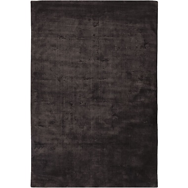 Chandra Gloria Brown Area Rug; 9' x 13'