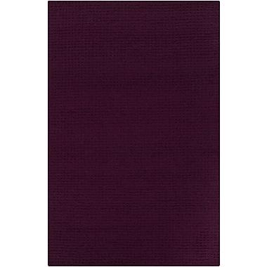 Chandra Luxor Purple Area Rug; 9' x 12'