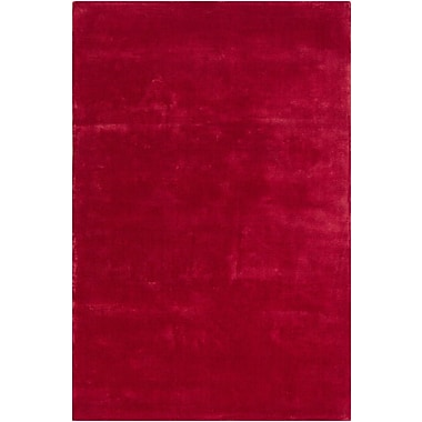 Chandra Gloria Red Area Rug; 4' x 6'