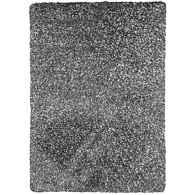 Chandra Orion Silver Area Rug; 7'9'' x 10'6''