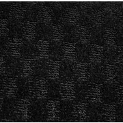 Garland Rug Medallion Black Rug; Square 12'
