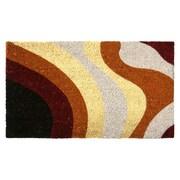 Rubber-Cal, Inc. Streaks Modern Cool Welcome Doormat