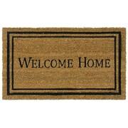 Rubber-Cal, Inc. Welcome Home Doormat; 2' x 4'9''