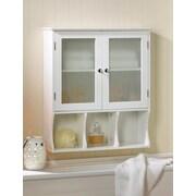 Zingz & Thingz Aspen 2 Door Wall Cabinet