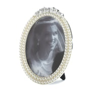 Zingz & Thingz Strands of Pearl Picture Frame; 5'' x 7''