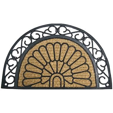 Rubber-Cal, Inc. Tivoli Garden Doormat