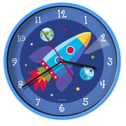 Wildkin Olive Kids Out of this World 12'' Wall Clock