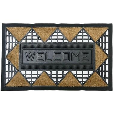 Rubber-Cal, Inc. Welcome Back Doormat