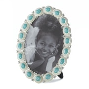 Zingz & Thingz Sea Cabochon Picture Frame; 5'' x 7''