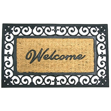 Rubber-Cal, Inc. Welcome to Your Fortress Doormat