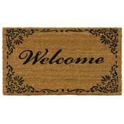 Rubber-Cal, Inc. Classic American Welcome Doormat