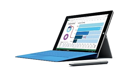 Microsoft Surface Pro 3, Intel® Core™ i7, 512GB, 12