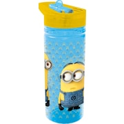 Minions Tritan Bottle with Straw, 600mL, 2/Pack