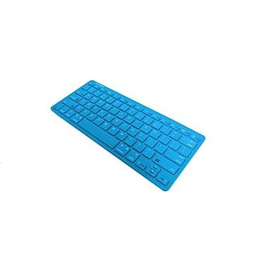 Xtreme Cables – Clavier sans fil Bluetooth, bleu
