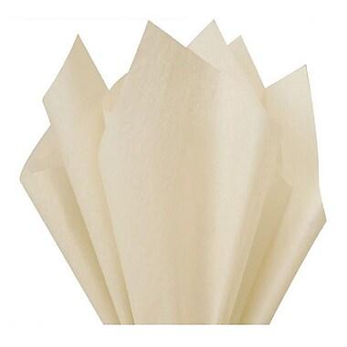 Nashville Wraps – Papier de soie de couleur 20 x 26 po, qualité MF n°1, 100 % recyclé, gruau, paq./48 feuilles