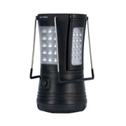Bell and Howell Supertorch Travel Size Lantern with 2 Removable Fashlights, Black (9531)