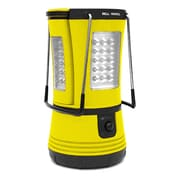 Bell + Howell Supertorch Travel Size Lantern w 2 Removable Fashlights, Yellow
