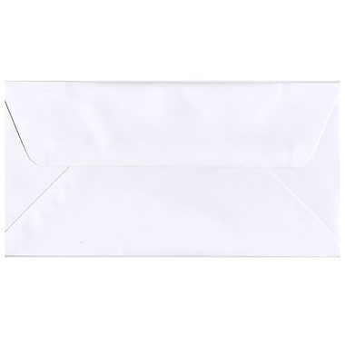 JAM Paper #16 Business Commercial Envelopes with Large Wallet Flap, 6