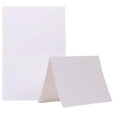 JAM Paper® A7 Foldover Cards, 5